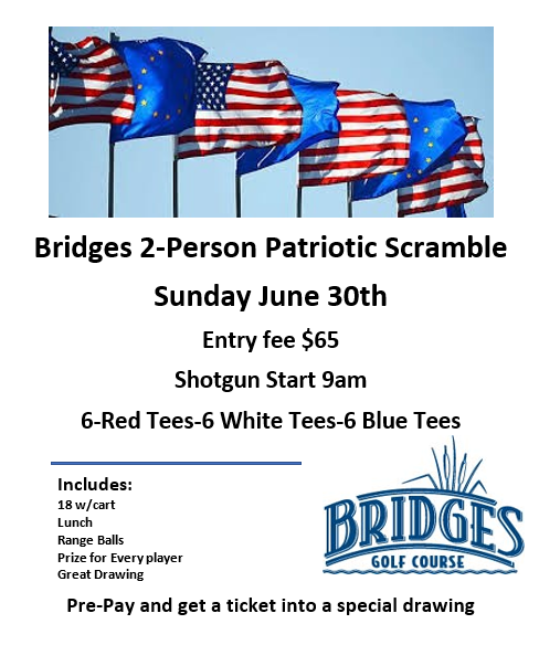 2019 Patriotic Scramble Pic